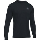 Under Armour 13012480013XL UA Freedom Siro Long Sleeve T-Shirt, Black, 3X-Large