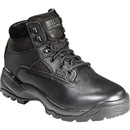 5.11 TACTICAL 12018-019-9.5-R Atac 6  Boot With Side Zip, Black, 9.5, Regular