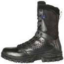 5.11 TACTICAL 12312-019-12-R Evo 8  Waterproof Boot With Side Zip, Black, 12, Regular