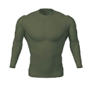 5.11 Tactical 40006 Tight Crew L/S Shirt, Double Extra Large (Xxl)