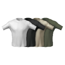 5.11 Tactical 5-400071702X Loose Fit S/S Crew, 2X-Large Regular, Tan