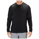 5.11 Tactical 40164-019-M Range Ready Merino Wool Long Sleeve Shirt, Black, Medium