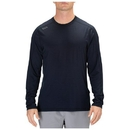 5.11 Tactical 40164-724-L Range Ready Merino Wool Long Sleeve Shirt, Dark Navy, Large