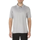 5.11 Tactical 41192-016-L Helios Polo, Heather Gray, Large