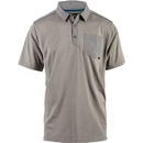 5.11 Tactical 41219-082-L Axis Polo, Lunar, Large