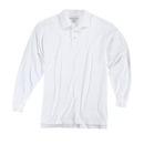 5.11 Tactical 42056-010-M Professional Polo, White, Length-Regular, Medium