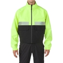 5.11 Tactical 45801-320-L Bike Patrol Jacket, High-Vis Yellow, Length-Regular, Large