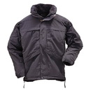 5.11 Tactical 48001 3-In-1 Jacket, Black, Extra Large