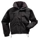 5.11 TACTICAL 48017-019-2XL-T 5-In-1 Jacket, Black, Tall, 2X-Large