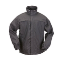 5.11 Tactical 5-480980192X Tac Dry Rain Shell, 2X-Large, Black