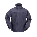 5.11 Tactical 5-48098724M Tac Dry Rain Shell, Dark Navy, Medium