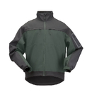 5.11 Tactical 5-48099191L Chameleon Softshell Jacket, Moss (191), Large