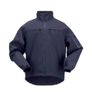 5.11 Tactical 48099 Chameleon Softshell Jacket, Small, Dark Navy (724)