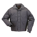 5.11 Tactical 48103-019-3XL-R Signature Duty Jacket, Black, Length-Regular, 3X-Large