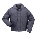 5.11 TACTICAL 48103-724-2XL-L Signature Duty Jacket, Dark Navy, Long, 2X-Large