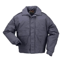 5.11 Tactical 48103-724-3XL-L Signature Duty Jacket, Dark Navy, Length-Long, 3X-Large