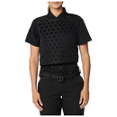 5.11 Tactical 49037-019-XS/S-S Women's Hexgrid Outer Carrier, Black, Length-Short, X-Small/Small