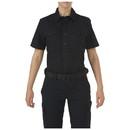 5.11 Tactical 61016-750-S-R Stryke?PDU Women's Class-A Short Sleeve Shirt, Midnight Navy, Length-Regular, Small