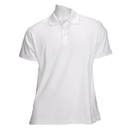 5.11 Tactical 5-61164010M Women's S/S Tactical Polo, Medium, White