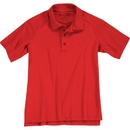 5.11 Tactical 61165-477-S Women's Performance Polo, Range Red, Small