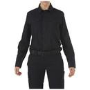 5.11 Tactical 62010-750-S-R Women's Stryke Class-B PDU Long Sleeve Shirt, Midnight Navy, Length-Regular, Small