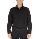 5.11 Tactical 62016-724-S Women's Taclite TDU Shirt, Dark Navy, Small