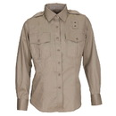 5.11 TACTICAL 62064-160-M-R Women'S Class-A Twill Pdu Long-Sleeved Shirt, Silver Tan, Regular, Medium