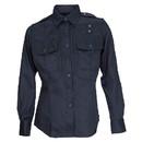 5.11 Tactical 5-62065750MR Women's Pdu Long-Sleeved B-Class Twill Shirt, Midnight Navy, Regular, Medium