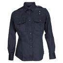 5.11 TACTICAL 62065-750-XL-R Women'S Pdu Long-Sleeved B-Class Twill Shirt, Midnight Navy, Regular, X-Large