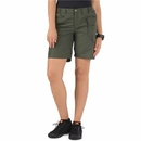 5.11 Tactical 63071-190-20 Womens TACLITE Pro Shorts, TDU Green, 20