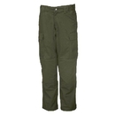 5.11 Tactical 64359-190-12-R Women's TDU Pants, TDU Green, Length-Regular, 12