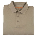 5.11 Tactical 5-71182160XL Tactical S/S Polo, Silver Tan, X-Large