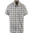 5.11 Tactical 71374-289-XL Hunter Plaid S/S Shirt, Coyote, X-Large