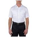 5.11 Tactical Company Shirt S/S, White, Length-Regular, Medium