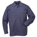 5.11 Tactical 72002-724-4XL-R Ripstop TDU Shirt, Dark Navy, 4X-Large