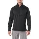 5.11 Tactical 72045-264-XL Recon Half-Zip Fleece, True Black, X-Large