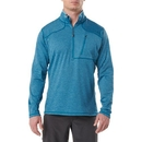5.11 Tactical 72045-781-S Recon Half-Zip Fleece, Lake, Small