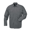 5.11 Tactical 72054-092-M Taclite TDU Shirt, Storm, Length-Regular, Medium