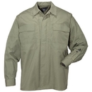 5.11 Tactical 72054T-190-L Taclite TDU Shirt, TDU Green, Length-Tall, Large