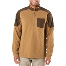 5.11 Tactical 72102-134-L Radar Fleece 1/2 Zip, Kangaroo, Large