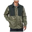 5.11 Tactical 72123-276-M Peninsula Insulator Shirt Jacket, Moss Heather, Medium