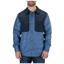 5.11 Tactical 72123-790-L Peninsula Insulator Shirt Jacket, Ensign Blue Heather, Large
