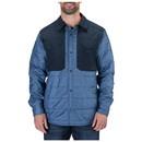 5.11 Tactical 72123-790-M Peninsula Insulator Shirt Jacket, Ensign Blue Heather, Medium