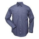 5.11 Tactical 72157 Mens L/S Tactical Shirt, Od Green, Regular, X-Large