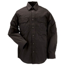 5.11 Tactical 72175-019-M Taclite Pro L/S Shirt, Black, Length-Regular, Medium