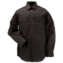 5.11 Tactical 72175T-019-2XL Taclite Pro L/S Shirt, Black, Length-Tall, 2X-Large
