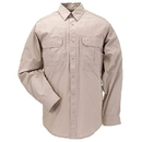 5.11 Tactical 72175T-162-XL Taclite Pro L/S Shirt, TDU Khaki, Length-Tall, X-Large
