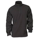 5.11 Tactical 72415-264-XL Rapid Response 1/4 Zip, True Black, X-Large