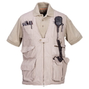 5.11 Tactical 5-80001055M Tactical Vest, Khaki, Medium