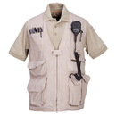 5.11 Tactical 5-80001055XL Tactical Vest, Khaki, X-Large